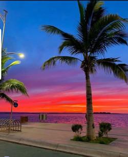 Mexia La Playa Sunset