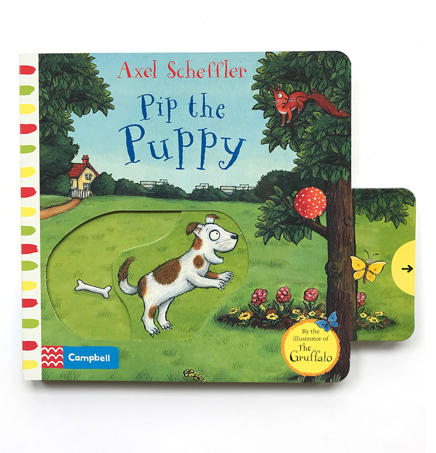 Pip the Puppy Cover