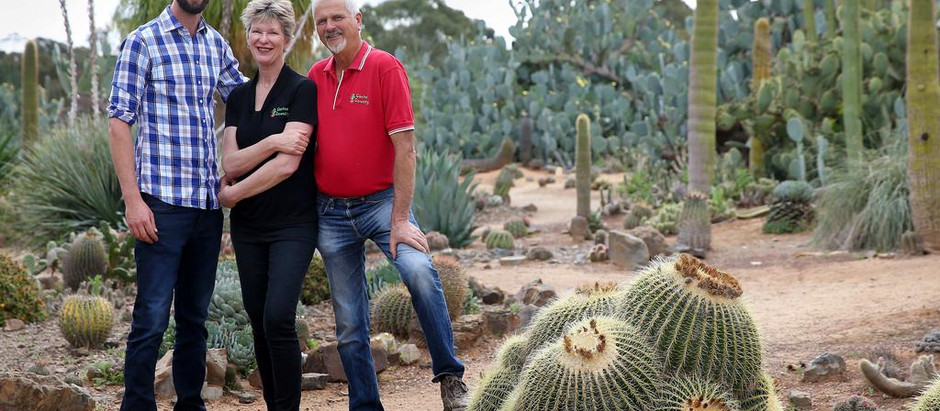 Julie's sacrifices that contributed to the Cactus Country success