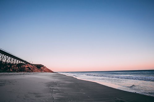 Gaviota State Park Beach