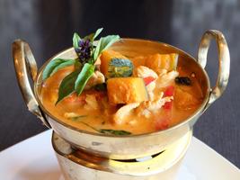 Pumpkin Curry Chicken