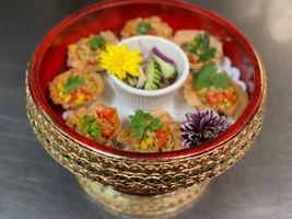 Thai Golden Cups