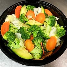 Large Steamed Vegetables