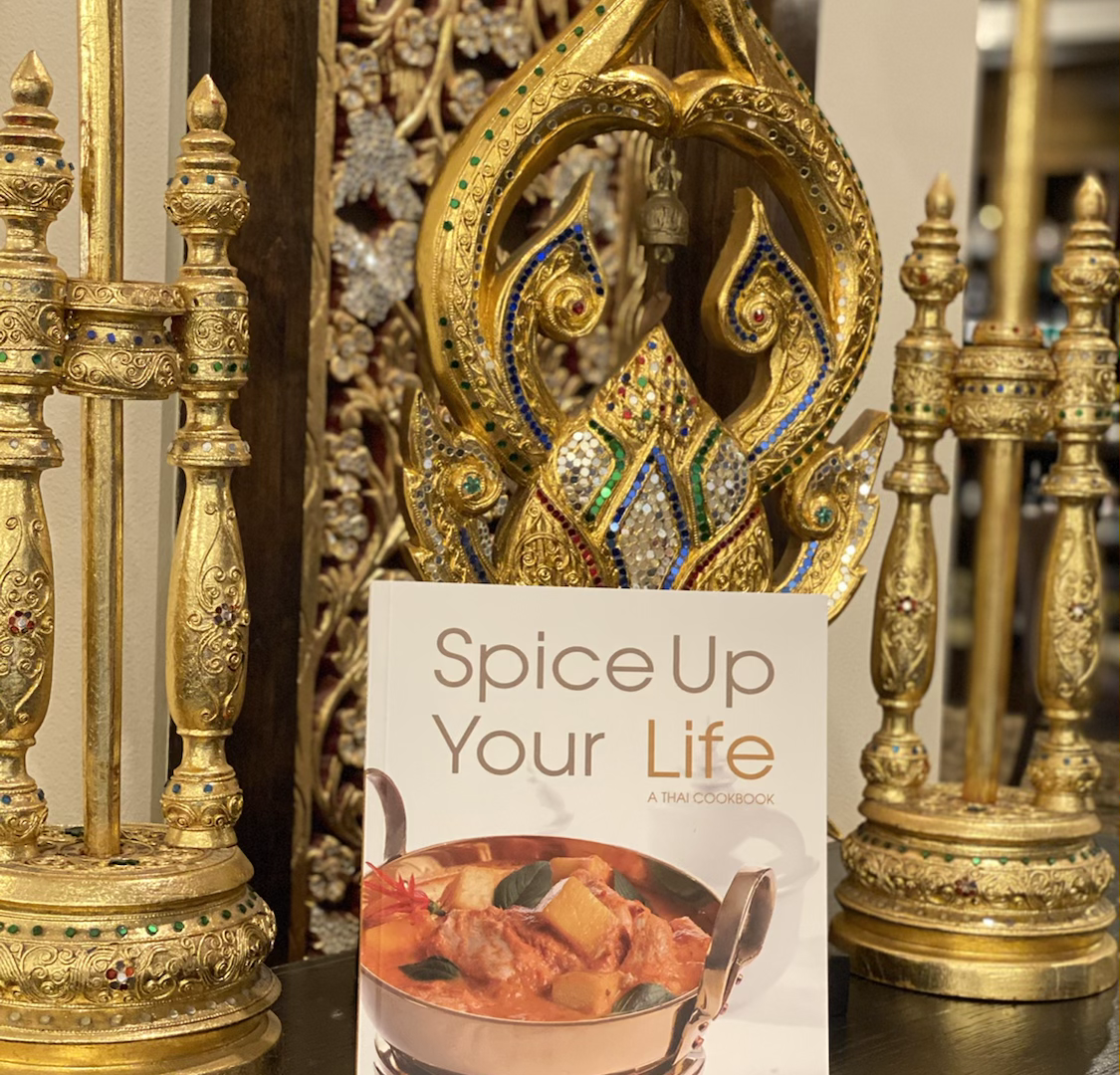 A Thai Cookbook By Suree ($40)