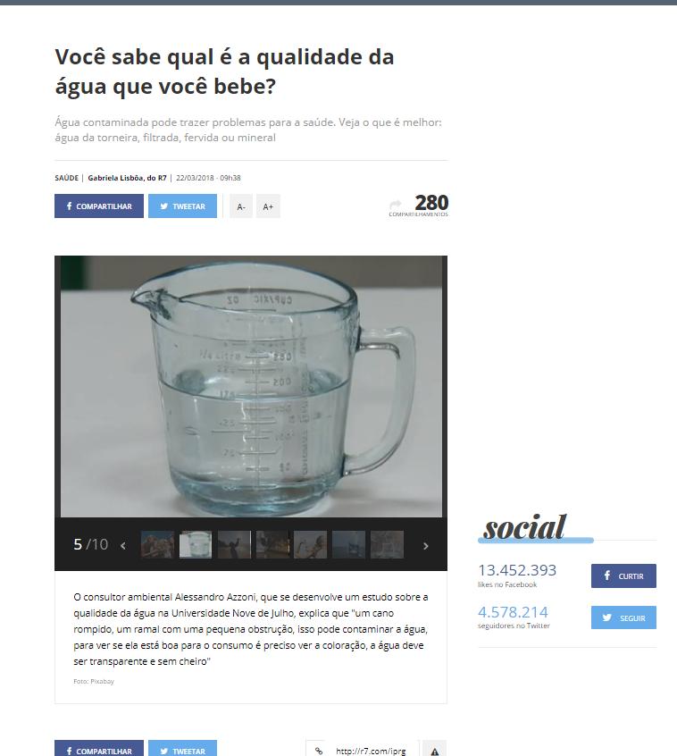agua r7