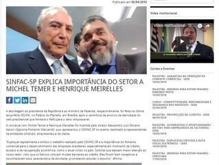 PRESIDENTE TEMER DERRUBA VETO PRESIDENCIAL  NO PROJETO DO REFIS