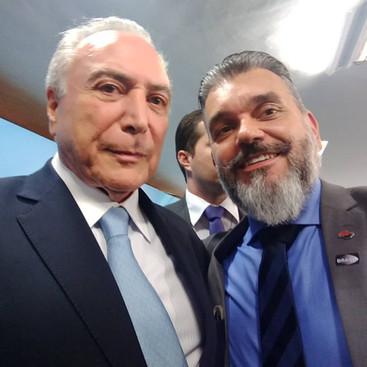 PRESIDENTE TEMER - PALCIO ALVORADA