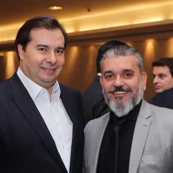 Presidente Rodrigo Maia