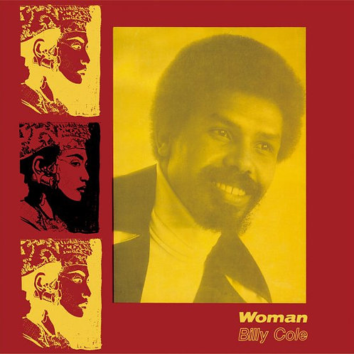 BILLY COLE - WOMAN [LP]