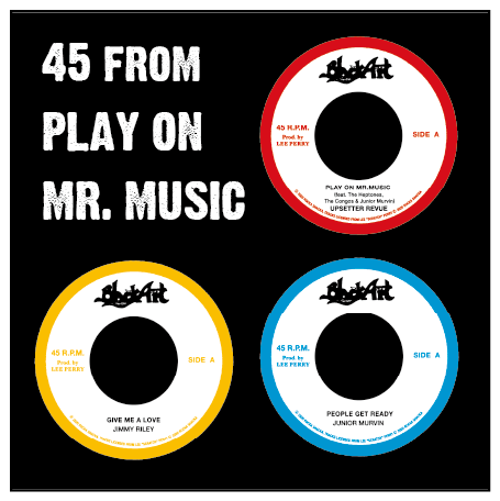 45 from PLAY ON MR. MUSIC