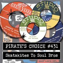 Pirates Choice#431 Skatalites To Soul Bros Studio1 selection