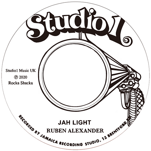 JAH LIGHT - RUBEN ALEXANDER