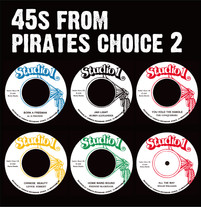 45s from Pirates Choce 2
