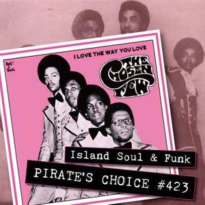 Pirates Choice#423 Island Soul & Funk