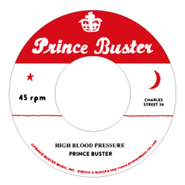 High Blood Pressure - Prince Buster [7INCH]