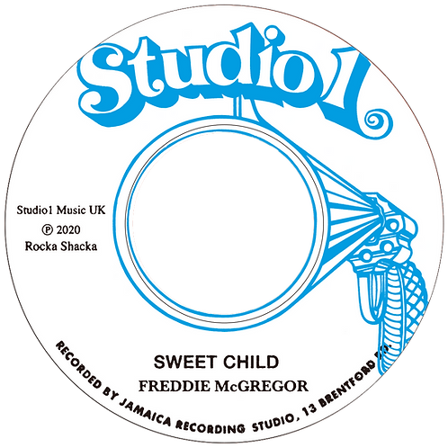 SWEET CHILD - FREDDIE McGREGOR