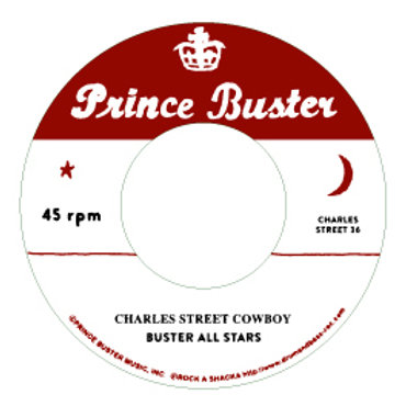 A. Charles Street Cowboy - Buster All Stars /  B. Only Soul Can Tell -Slim Smith