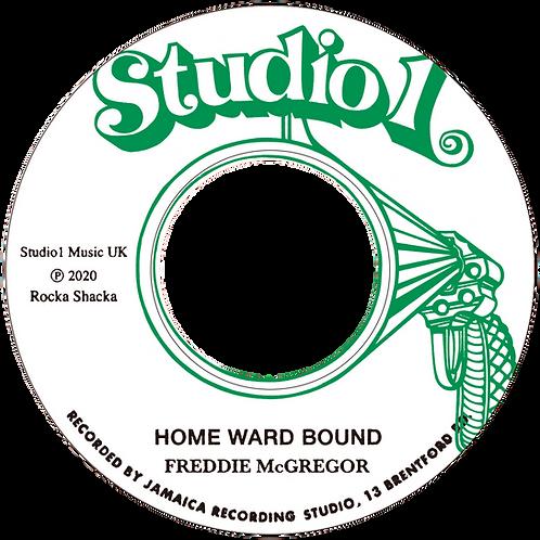 HOMEWARD BOUND - FREDDIE McGREGOR
