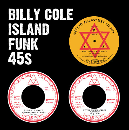 Billy Cole 45