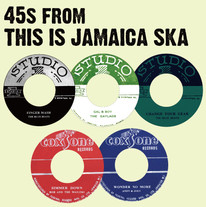45s from THIS IS JAMAICA SKA