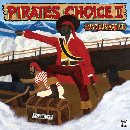 PIRATES CHOICE 2 [LP]