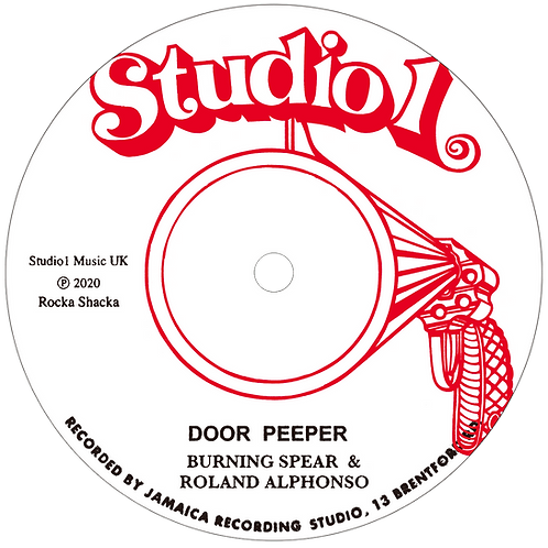 DOOR PEEPER- BUNING SPEAR