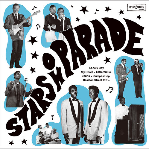 STARS ON PARADE [CD]