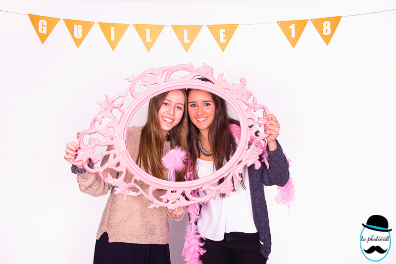 Photocall cumple Guille 1-72