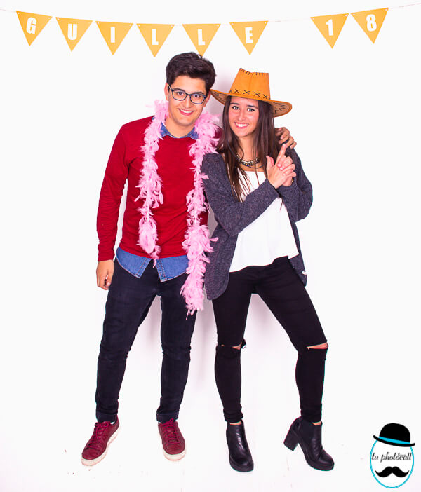 Photocall cumple Guille 1-155