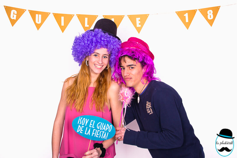Photocall cumple Guille 1-142