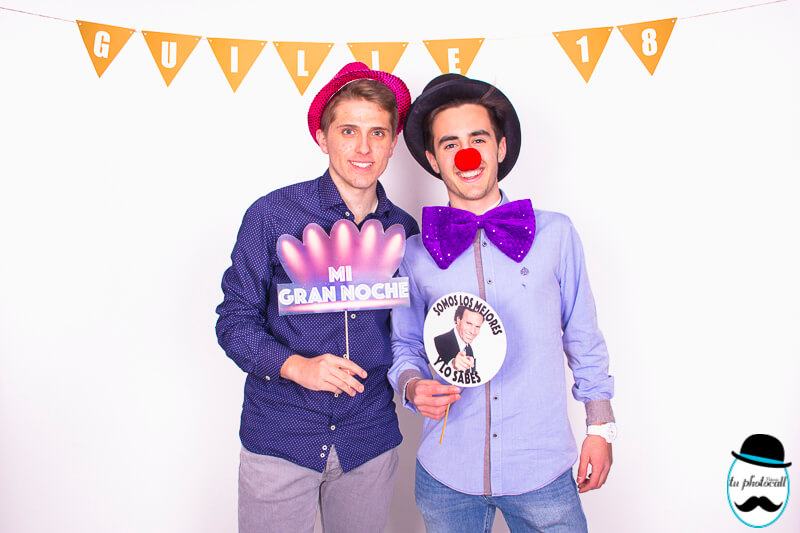 Photocall cumple Guille 1-203