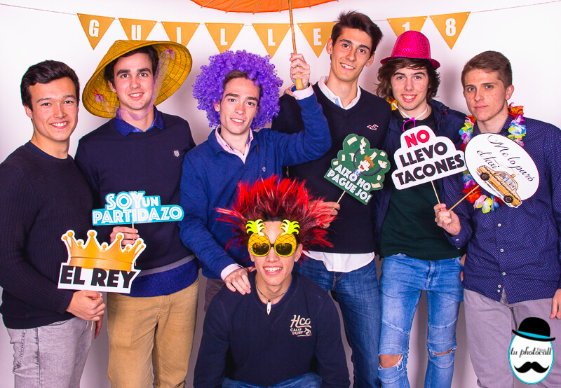 Photocall cumple Guille 1-47