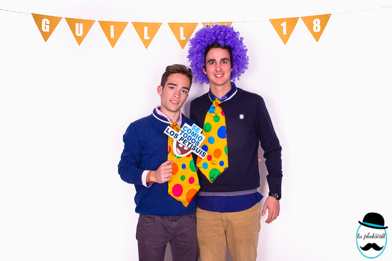 Photocall cumple Guille 1-68
