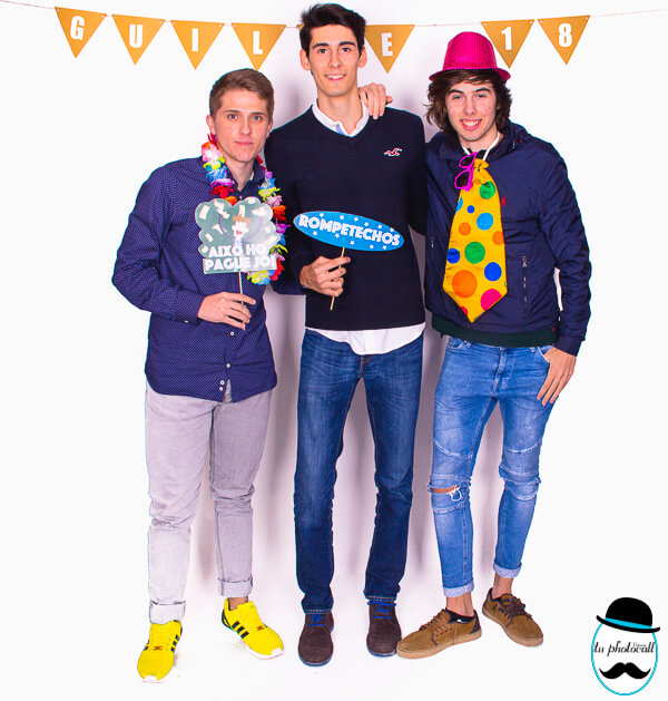 Photocall cumple Guille 1-43