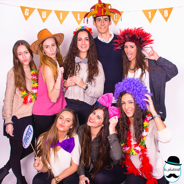 Photocall cumple Guille 1-31