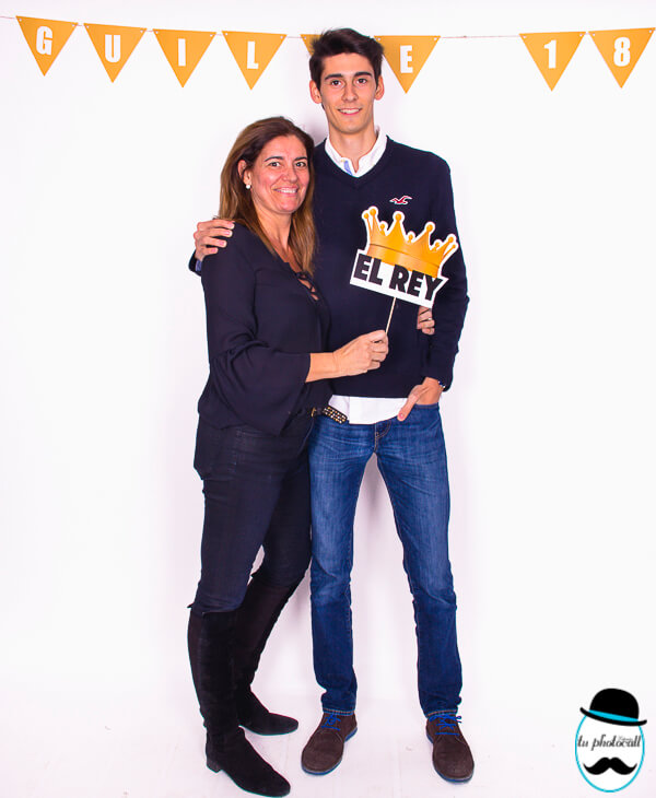 Photocall cumple Guille 1-110