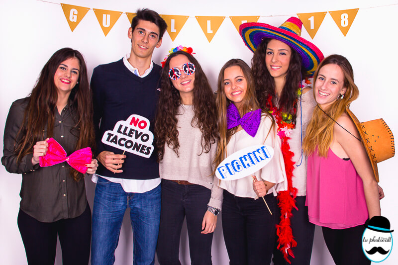 Photocall cumple Guille 1-40
