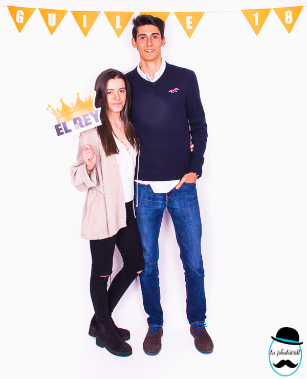 Photocall cumple Guille 1-16