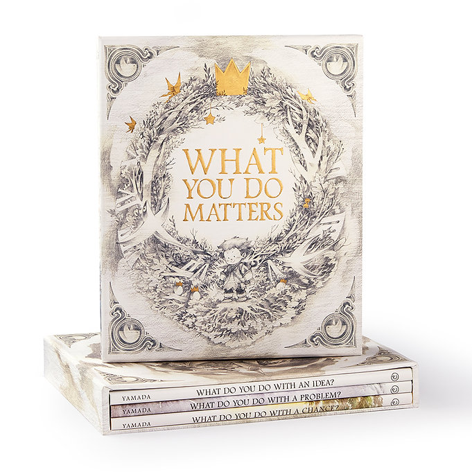What you do Matters-boxed set_6654_1_72d