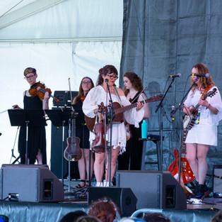 Berklee Instant Strings @ Newport Folk Festival