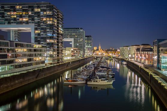 Harbor Cologne