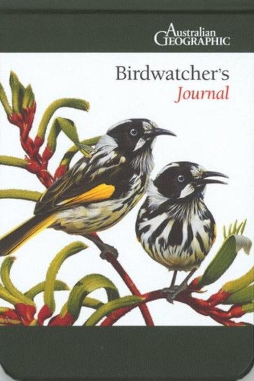 Birdwatchers Journal by Australian Geographic