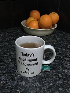Lace Monitor, coffee cup, ceramic mug, reptile giftware, reptile mug, Nature For You