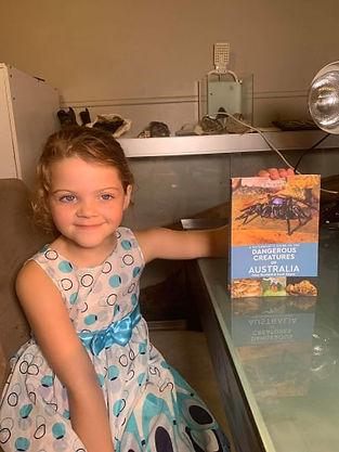 A Naturalist's guide to the Dangerous Creatures of Australia, Scott Eipper, Nature 4 You, austalian author, book