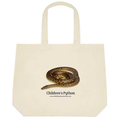 Snake Tote Bags (Pythons & Elapids)