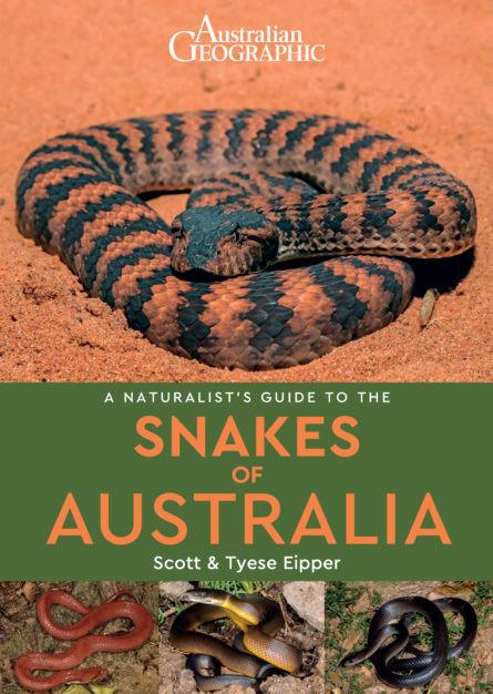 Snakes of Australia by Scott & Tie Eipper