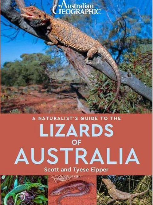 A Naturalist's Guide to the Lizards of Australia