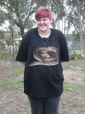 children's python, reptile clothing, snake shirt, Nature For  You