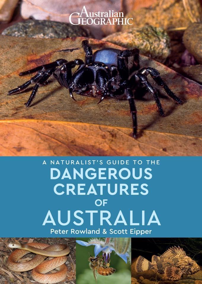 dangerouscreatures of australia, nature for you book, scott eipper, author, well written