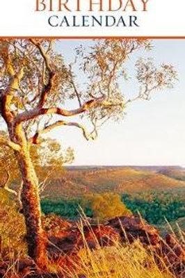 Australian Geographic Perpetual Birthday Calandar